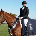 Vollrath success at Horse of the Year Show