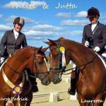 Winners for Vollrath at National Dressage Championships