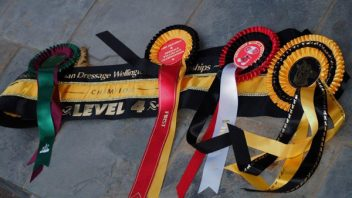 Lauretta wins Level 4 title at Wellington Dressage Championships